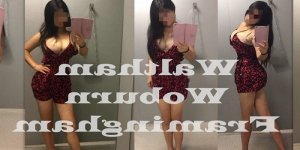 Franciana cheap call girls & thai massage